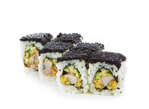 Fry Seafood Roll Royalty Free Stock Images