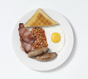 Fry-up Stock Photo
