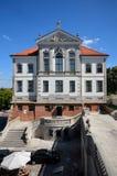 Fryderyk Chopin Museum (Ostrogski Castle) in Warsaw (Poland) Royalty Free Stock Image