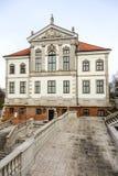 Fryderyk Chopin Museum in Ostrogski Palace Royalty Free Stock Photos