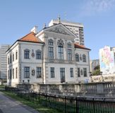 Fryderyk Chopin Museum in Warsaw Stock Photo