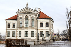 Fryderyk Chopin Museum in Warsaw Royalty Free Stock Image