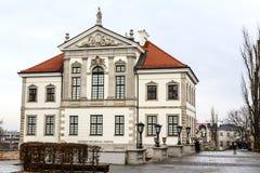 Fryderyk Chopin Museum in Warsaw Royalty Free Stock Image