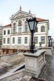 Fryderyk Chopin Museum Warszawa, Polen Royaltyfria Foton