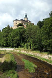 Frydlant castle in Czech Republic, Czechia Royalty Free Stock Image