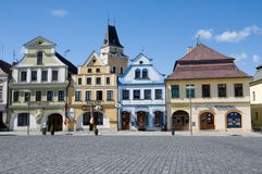 Frydlant, Czech republic Stock Photography