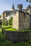 Frydlant slott, Tjeckien Arkivfoton