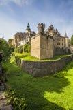 Frydlant slott, Tjeckien Royaltyfri Fotografi