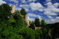 frydstejn замока Стоковое Изображение RF