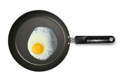 Frying Egg Royalty Free Stock Images