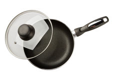 Frying pan Royalty Free Stock Photography