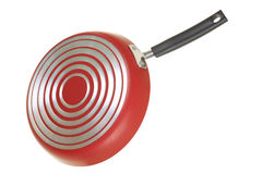 Frying Pan Backside Stock Photography