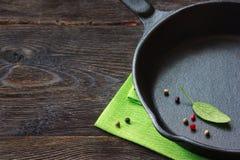Frying pan. Stock Photography