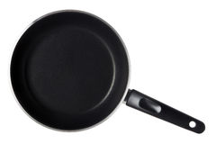 Frying pan isolated Stock Images