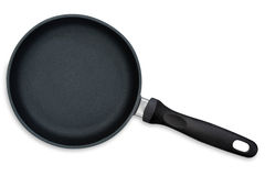 Frying Pan (with Path) Stock Images