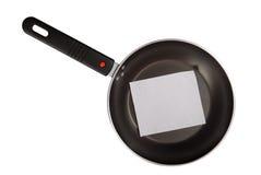 Frying-pan Stock Image