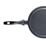 Frying pan top Royalty Free Stock Image