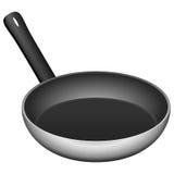 Frying pan Royalty Free Stock Photos