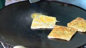 Free Frying Roti Royalty Free Stock Photos - 39021318