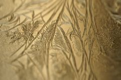 fryst arkivbild