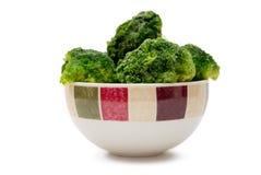 fryst bunkebroccoli Royaltyfria Foton