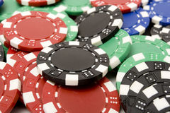 frytki na kasyno obrazy royalty free