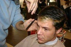 fryzjer Obrazy Stock