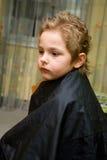 fryzjer męski chłopiec sklep Fotografia Stock