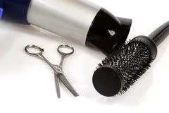 fryzjer męski narzędzia obraz stock