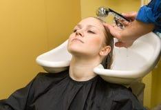 fryzjer s Fotografia Stock
