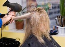 fryzjer s Obraz Stock