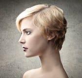 fryzura Fotografia Stock