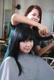 fryzura salon fotografia stock