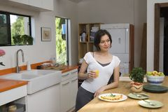fs kuchni Obrazy Royalty Free