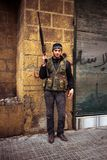 FSA fighter. Stock Photography