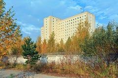 FSB特别行动中心 Balashikha,俄罗斯 免版税库存图片