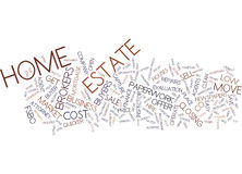 Fsbo You Can Save Thousands In Easy Steps Word Cloud Concept Royalty Free Stock Image