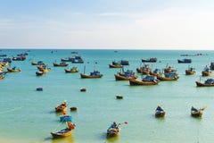Fshing boats Stock Photography