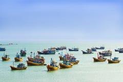 Fshing boats Royalty Free Stock Photography