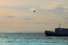 Fshing trawler Royalty Free Stock Photo