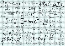 Física Imagens de Stock