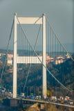 FSM Bridge in Istanbul Royalty Free Stock Image