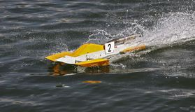 FSR class RC boat Royalty Free Stock Images