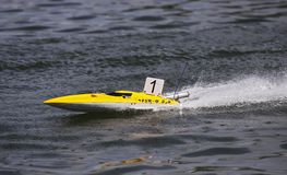 FSR class RC boat Royalty Free Stock Photos