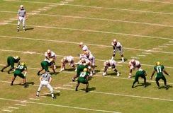 FSU contro la partita di football americano di USF fotografie stock