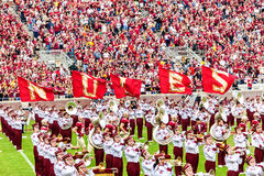 FSU Marching Chiefs Stock Images