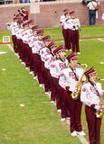 FSU Marching Chiefs Stock Photo