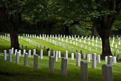 Ft. Cemitério de Lawton. fotos de stock