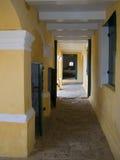 Ft Corridoio di Christiansted Immagine Stock