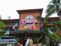 FT Lauderdale, ΗΠΑ - 12 Μαΐου 2018: FT Ξενοδοχείο και ακολουθίες παραθαλάσσιων θερέτρων Lauderdale στοκ φωτογραφίες με δικαίωμα ελεύθερης χρήσης